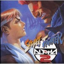 Street Fighter® Alpha 2 Jogos Ps3 Codigo Psn