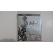 Final Fantasy Xiii-2 13-2 Ps3 Novo
