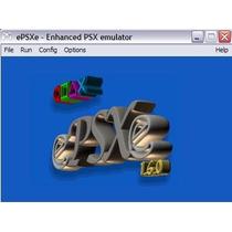 Playstation 1 - Psx [114 Jogos + Emulador Pc]