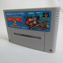 Donkey Kong 2 Para Super Nintendo Gravando Original