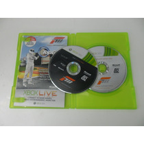 Jogo Para Xbox 360 - Forza Motorsport 3 - Original Pal