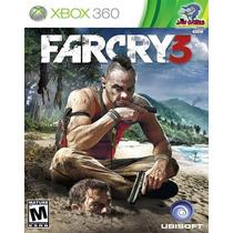 Jogo Xbox 360 - Farcry 3 - Usado