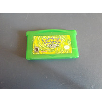 Pokemon Leaf Green Original Game Boy Adv.