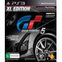 Gran Turismo 5 Xl Edition Ps3 Original Mídia Física Lacrado