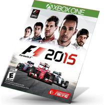 F1 2015 Formula 1 - Xbox One Mídia Digital