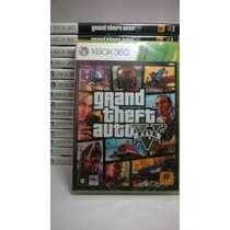 Gta 5 V Xbox 360 Grand Theft Auto Original Rcr Games