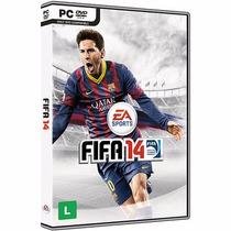 Fifa 14 / 2014 Pc Dvd - Midia Fisica, Original E Lacrado