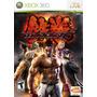 Tekken 6 Xbox 360 Mídia Física Lacrado Pronta Entrega