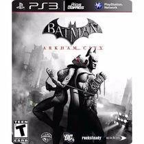 Batman Arkham City Ps3 Psn Riosgames