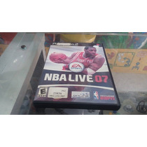 Nba Live 07 Playstation 2 (seminovo)