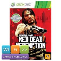 Red Dead Redemption Xbox 360 Platinum Hits Lacrado Original