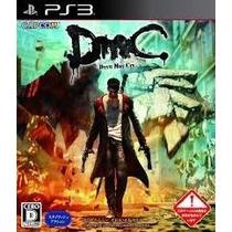Dmc Devil May Cry 5 Legendado Em Português Pt-br - Ps3