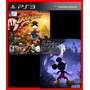 Mickey Castle Of Illusion E Ducktales Remastered Ps3 Psn