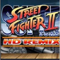 Super Street Fighter® Ii Turbo Hd Remi Jogos Ps3 Codigo Psn