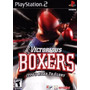 Jogo Ps2 - Victorious Boxers - Ippos Road To Glory