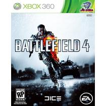 Jogo Xbox 360 - Battlefield 4 - Novo