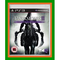 Darksiders 2 Limited Edition Lacrado Ps3