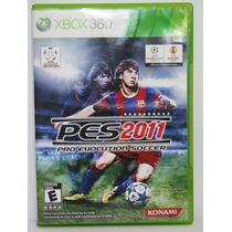 Pes 2011 (original) - Xbox 360