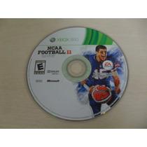 Ncaa Football 11 Original Somente O Disco Xbox 360