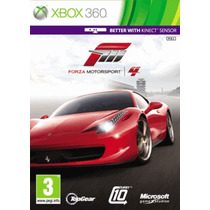 Forza Motorsport 4 Xbox 360 Original