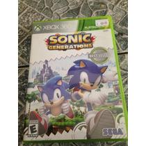 Sonic Generation Xbox 360