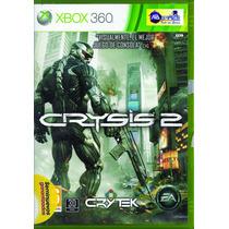 Crysis 2 Xbox 360 Europeu (pal-m) Usado Original Ab Games