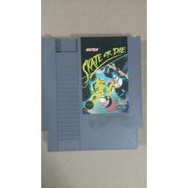 Skate Or Die - Nes - Nintendo - Original Americana