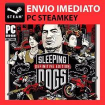 Sleeping Dogs Definitive Edition - Steam Key Pc Original