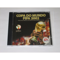 Copa Do Mundo Fifa 2002 - Game - Ea Sports - Cd
