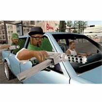 Gta San Andreas Xbox 360 Original/lacrado/midia Lacrado