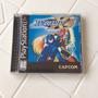 Mega Man X4 Black Label P/ Ps1, Psone - Competo Americano