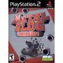 Emulador Metal Slug Snk 7 Jogos Para Play Station 2.