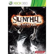 Silent Hill Downpour - Xbox 360 Original!