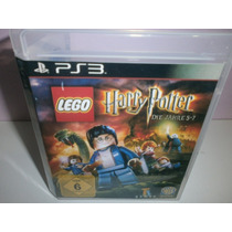 Lego Harry Potter Years 5-7 - Ps3 - Original Frete R$ 9,99
