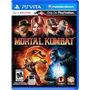 Mortal Kombat 9 Jogo Para Psvita Original Novo Lacrado