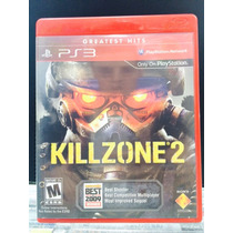 Jogo Killzone 2 Playstation 3, Original, Novo, Lacrado