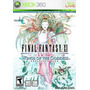 Jogo Final Fantasy Xi Wings Of Goddness Expansão Xbox 360