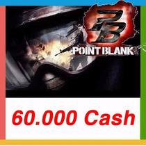 Point Blank - Cartão De 60.000 Cash - Envio Imediato