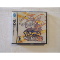Jogo Nintendo Ds Pokemon White Version 2