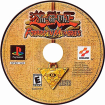 Yu-gi-oh! Forbidden Memories Patch - Ps1 Cds Impressos