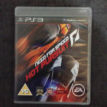 Need For Speed: Hot Pursuit Ps3 Midia Fisica Frete R$10,00