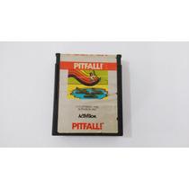 Fita Atari 2600 Pitfall Activision Original Frete Grátis