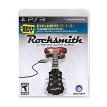 Rocksmith Exclusive Edition - Somente Jogo - Pronta Entrega