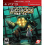 Jogo Novo Lacrado Bioshock Greatest Hits Para Playstation 3