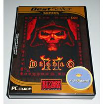 Diablo 2   Ação   Rpg   Estratégia   Produto Original