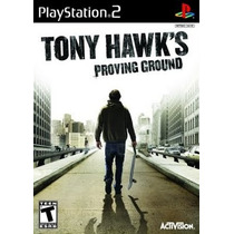 Tony Hawks Proving Ground Ps2 Patch + 2 De Brinde