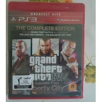 @ Gta Iv - Lacrado - Ps3 - Grand Theft Auto - Frete R$ 8 @