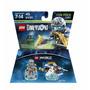 Novo Lacrado Lego Dimensions Lego Ninjago Zane Fun Pack