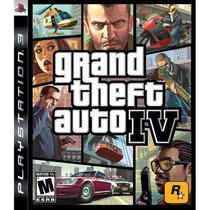 Ps3 Grand Theft Auto Iv [gta 4] [usado]