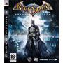 Batman Arkham Asylum Ps3 Semi-novo Mídia Física